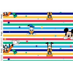 Mickey en Minie Mouse Disney Tricot 131752 0002