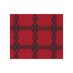 Beiersbont 5408 rood/groen 160 cm