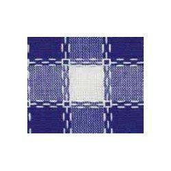 Beiersbont 5481 blauw/bleu/wit 160 cm