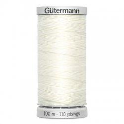 Gütermann SuperSterk 100meter ecru kleur 111
