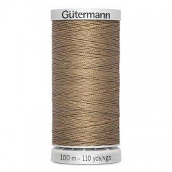 Gütermann SuperSterk 100meter bruin kleur 139