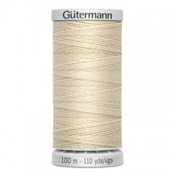Gütermann SuperSterk 100meter beige kleur 169