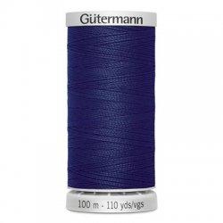 Gütermann SuperSterk 100meter blauw kleur 339