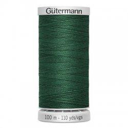 Gütermann SuperSterk 100meter groen kleur 340