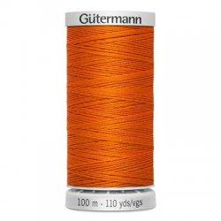 Gütermann SuperSterk 100meter oranje kleur 351