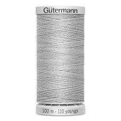 Gütermann SuperSterk 100meter grijs kleur 38