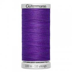 Gütermann SuperSterk 100meter paars kleur 392