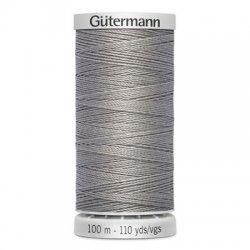 Gütermann SuperSterk 100meter grijs kleur 40