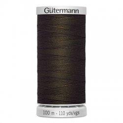 Gütermann SuperSterk 100meter bruin kleur 406
