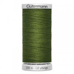 Gütermann SuperSterk 100meter groen kleur 585