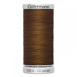 Gütermann SuperSterk 100meter bruin kleur 650