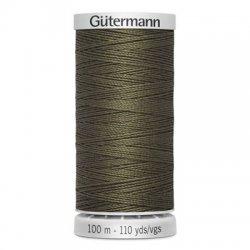 Gütermann SuperSterk 100meter groen kleur 676