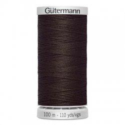 Gütermann SuperSterk 100meter bruin kleur 696