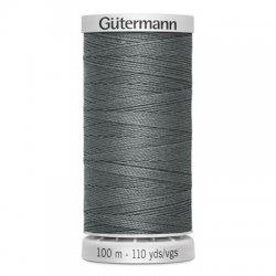 Gütermann SuperSterk 100meter grijs kleur 701