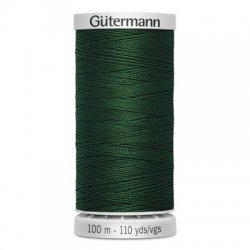 Gütermann SuperSterk 100meter groen kleur 707