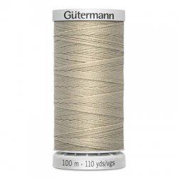 Gütermann SuperSterk 100meter beige kleur 722