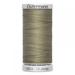 Gütermann SuperSterk 100meter groen kleur 724