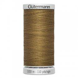 Gütermann SuperSterk 100meter bruin kleur 887