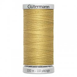 Gütermann SuperSterk 100meter geel kleur 893