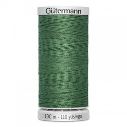 Gütermann SuperSterk 100meter groen kleur 931
