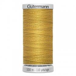 Gütermann SuperSterk 100meter geel kleur 968