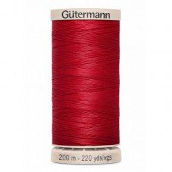Gütermann Quilting 200 mtr Rood 2074