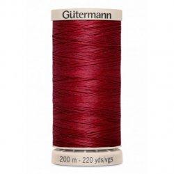 Gütermann Quilting 200 mtr Rood 2453