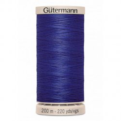 Gütermann Quilting 200 mtr Blauw 4932