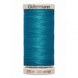 Gütermann Quilting 200 mtr Blauw 6934