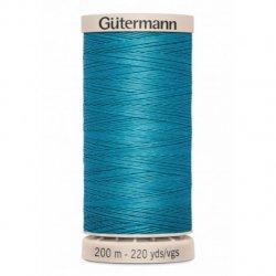 Gütermann Quilting 200 mtr Blauw 7235
