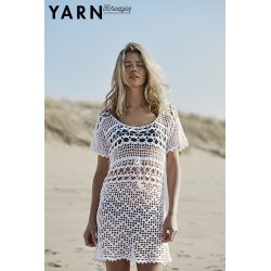 Gratis Patroon Trendy strand tuniek van Cotton 8