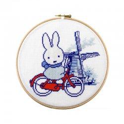Pako Telpakket Nijntje op fiets