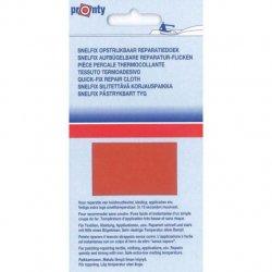 Pronty Reparatiedoek Snelfix opstrijkbaar 024 oranje