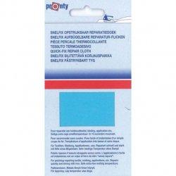 Pronty Reparatiedoek Snelfix opstrijkbaar 312 Tuquoise