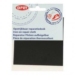 Opry Reparatiedoek Nylon zelfklevend 10x20cm 000 zwart