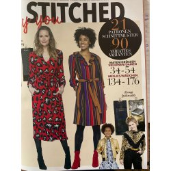 Magazine Stitched by You 10 herfst/winter 2019
