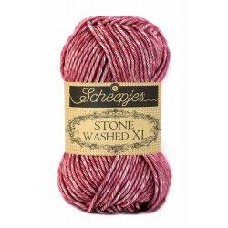 Corundum Ruby kleur 848 Stone Washed XL Scheepjeswol