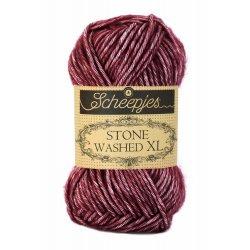 Garnet kleur 850 Stone Washed XL Scheepjeswol