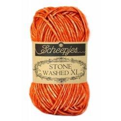 Coral kleur 856 Stone Washed XL Scheepjeswol