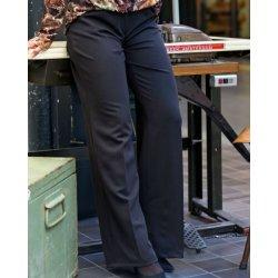 Stof voor model S1059 broek uit My Image 19 lente zomer 01615 zwart 069