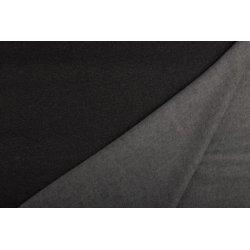 Fleece met katoen 285 gram Nooteboom 08650 grijs 068