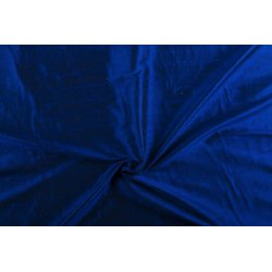 Dupion Zijde 04797 Blauw 105