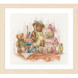 Telpakket kit Speelgoed en beren  PN-0168381