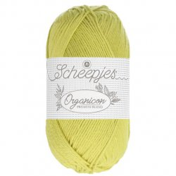 Scheepjes Organicon - 213 Sapling 1725-213 Groen