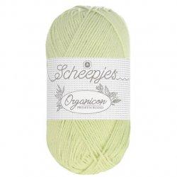 Scheepjes Organicon - 212 Sweet Apple Groen