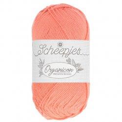 Scheepjes Organicon - 209 Desert Bloom Roze, Oranje