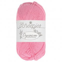 Scheepjes Organicon - 207 Apple Blossom Roze