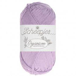 Scheepjes Organicon - 205 Lavender Paars