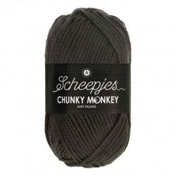Scheepjes Chunky Monkey 100g - 2018 Dark Grey