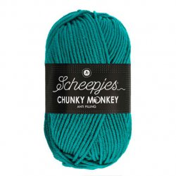 Scheepjes Chunky Monkey 100g - 2015 Ocean